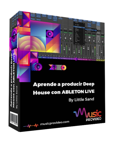 Aprende a producir Deep House con Ableton Live