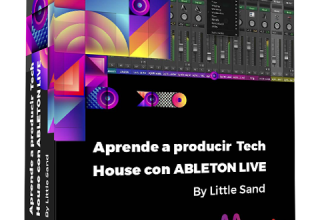 Aprende a producir Tech-House con Ableton Live