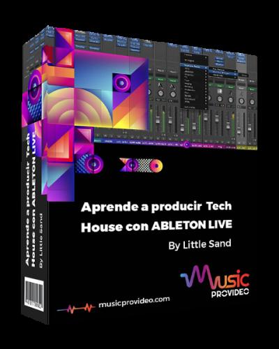 Aprende a producir Tech-House con Ableton Live
