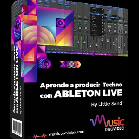 Aprende a producir Techno con Ableton live