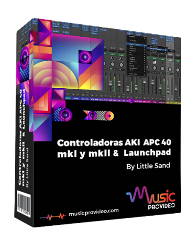 Controladoras Aki APC 40 mkI y mkII & Launchpad