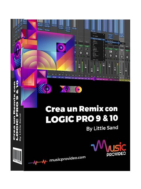 Crea un remix con LOGIC PRO