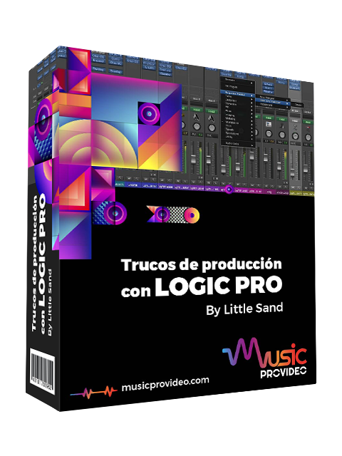 Trucos de producción con Logic Pro