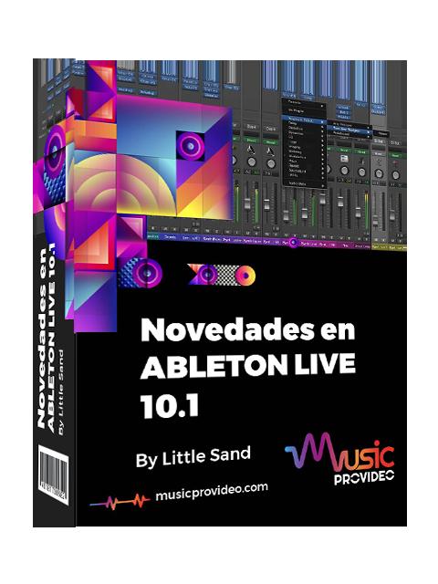 Novedades en Ableton Live 10.1