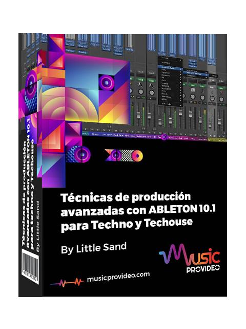 Técnicas de Producción Avanzadas con Ableton 10.1 para Techno y Techouse