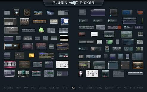 plugins flstudio daw